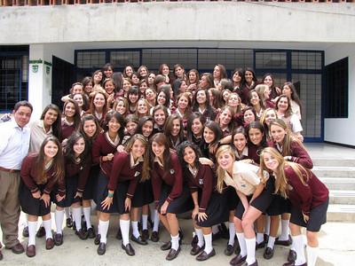 Pre-graduacion 2009