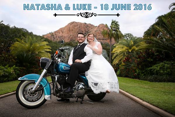 Natasha & Luke