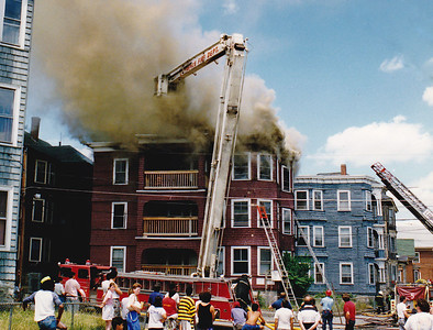 Lawrence, MA 6/22/1991 - Margin and Butler St