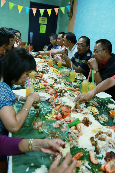 Budol Fight Eating Experience at Quiapo Quiapo