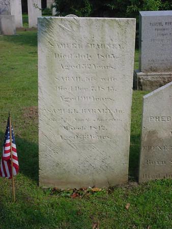 Samuel Barney Grave *