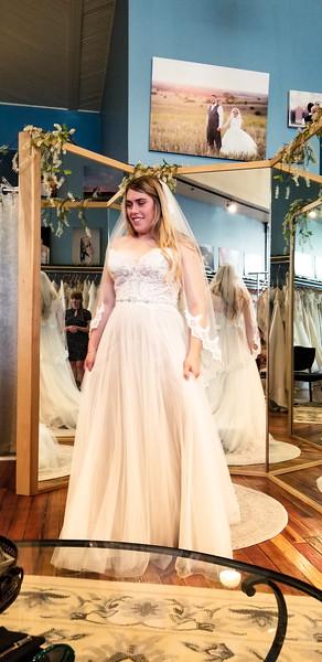 20180609 Wedding Dress