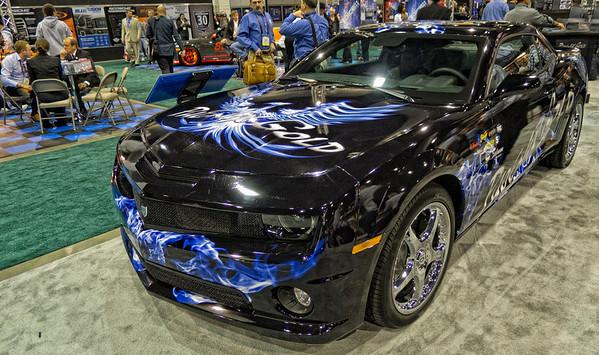 CES 2011 Show Cars