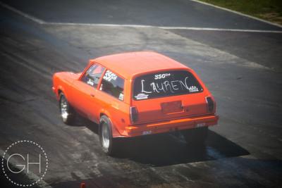 Lauren Racing!