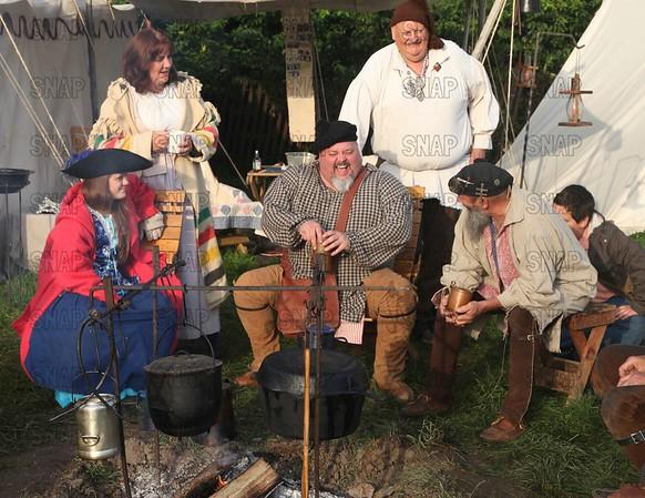 Revolutionary War - Reenactors