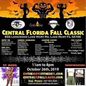 2019 Central Florida Fall Classic