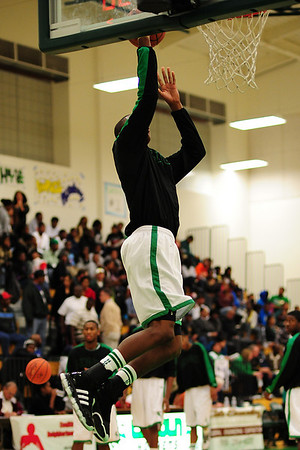 Lincoln vs Crenshaw, Hosea Hall Tourny 12-22-09