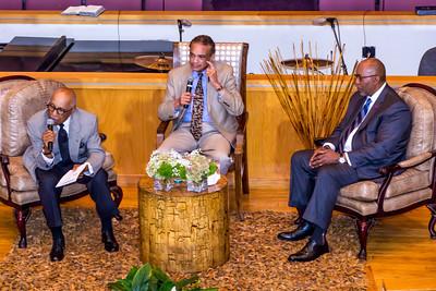 An Evening with  Dr. Zan W. Holmes, Jr.  &  Ambassador Ron Kirk  ~~  Bob Ray Sanders, Moderator
