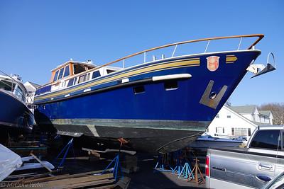 Custom De Viking 49 Pilothouse Trawler