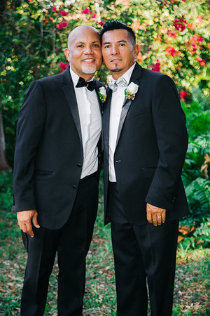 Luis & Wilfredo's Wedding