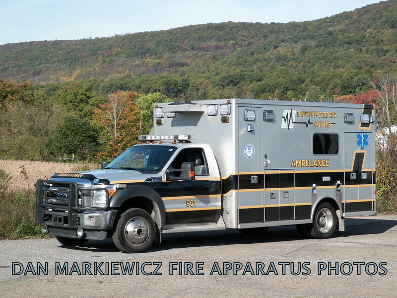 TOWER CITY-PORTER TWP. AREA EMS