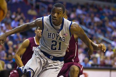 Georgetown Hoyas Basketball vs IUPUI (11/28/11)