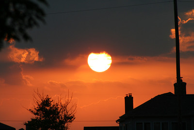 Sunset 20050901