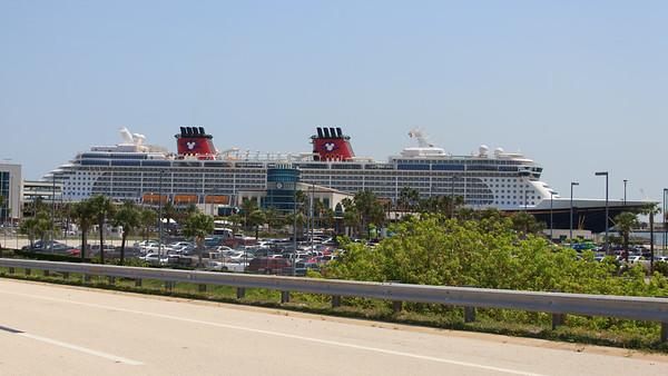 2012 Disney Cruise Fantasy Ship