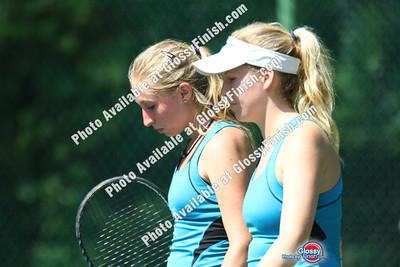 Class 3A - Girls Div 2 Doubles
