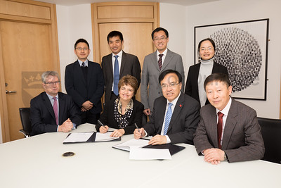 Chinese Delegation 2019