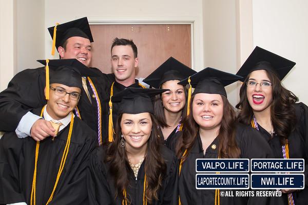 Purdue University Calumet Commencement 2015