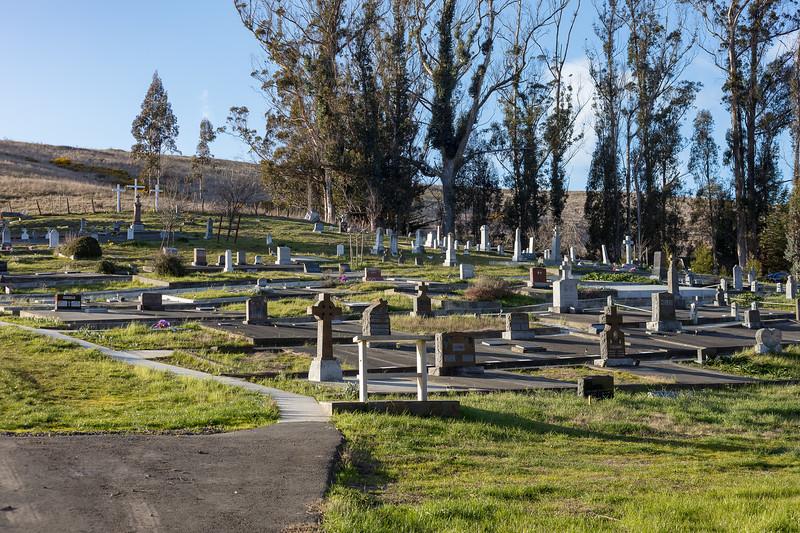 Clavery Cemetery 1869