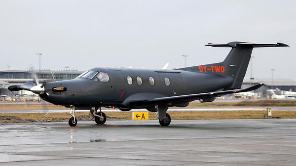 OY-TWO - Pilatus PC-12/47