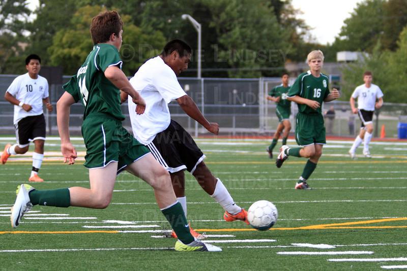 RM Boys Soccer 2012