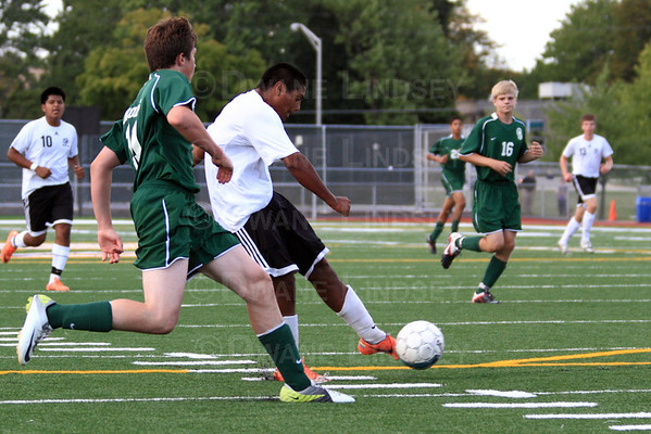 JV - Glenbrook North vs Rolling Meadows - 08-20-12