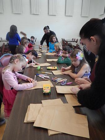 Sunday School Halloween Outreach Project