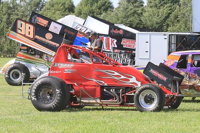 2020 Rush County Speedway