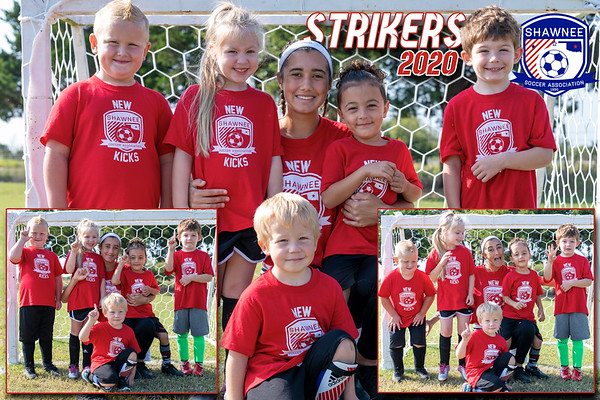 SSA Strikers Sept 2020