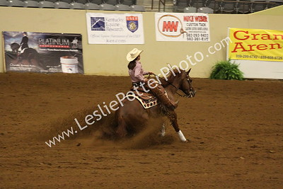 2011 Clayton Woosley Hall of Fame Reining