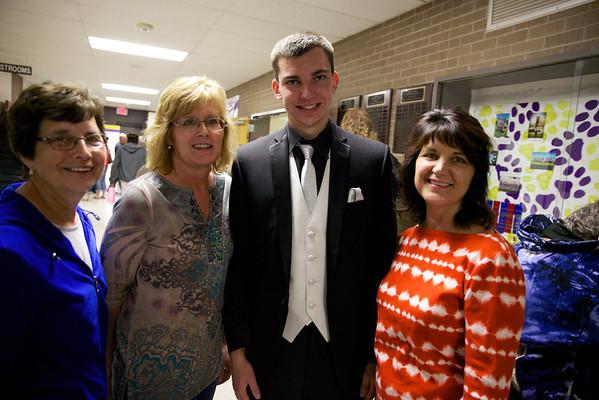 Wahpeton High School Prom, 2014
