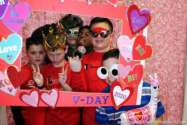 2/13/20 Fishing Creek Elementary Valentine's Dance