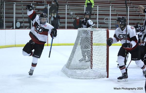 Eden Prairie v Minneapolis Boys Hockey Nov 2020
