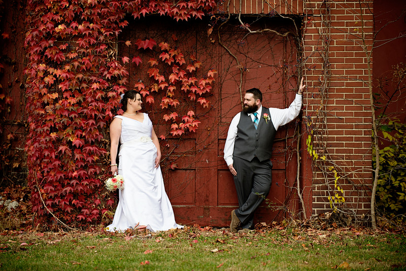 Williamsport Wedding Photographer : 10/24/15 Kelly and Tom Married!