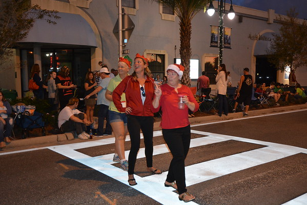 2015- Titusville Christmas Parade