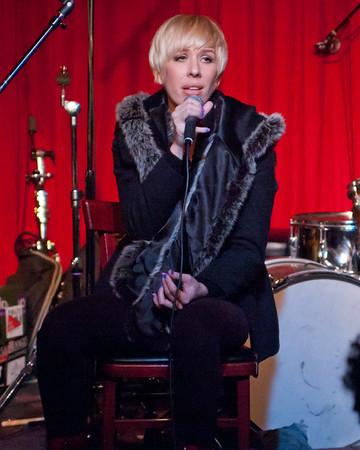 Esthero @ Hotel Cafe (02/19/2011)