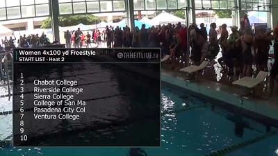 E39 Women's 400 yd Freestyle Relay