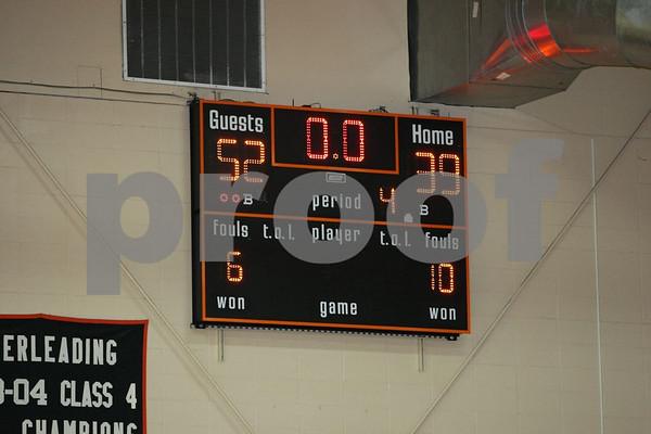 Junior Varsity-Oak Grove vs Smithville 12-19-08