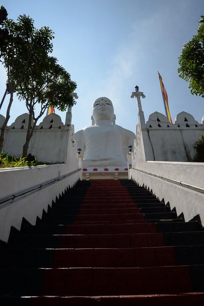 Le Bouddha de Kandy