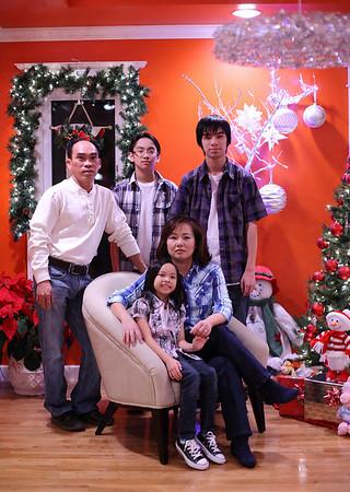 Anh cam-Ha's Family