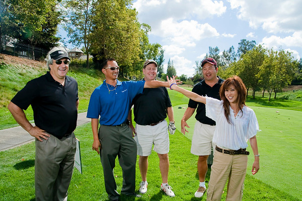 2009 AADP Celebrity Golf Tournement