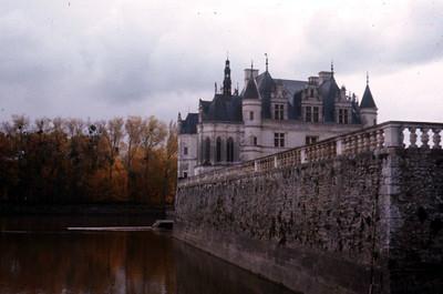 Blois, Chenonceaux 1974-10-29
