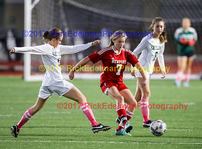 Newport vs Skyline JV Soccer