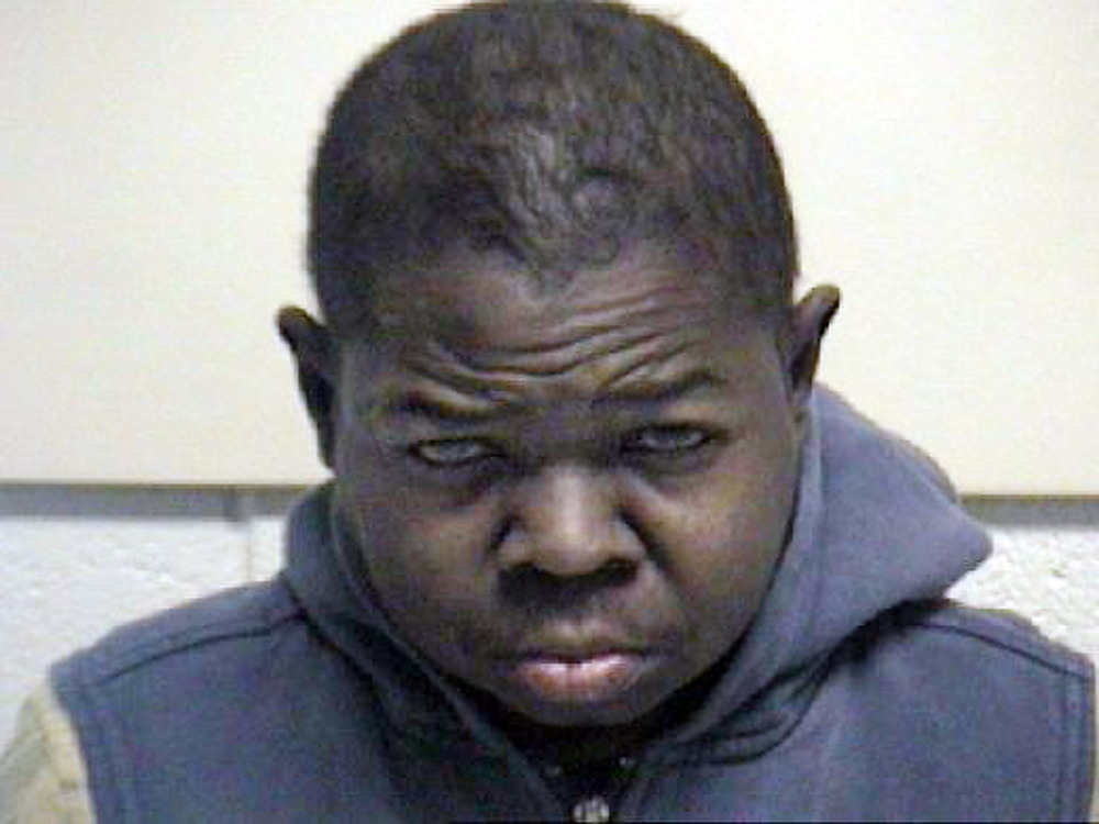Description of . This Sunday, Jan. 24, 2010 booking photo provided by the Utah County jail shows Gary Coleman. Coleman, 41, was arrested in Utah Sunday on a warrant for failing to appear in court, police said. (AP Photo/Utah County jail)