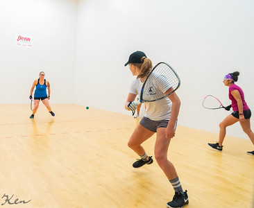 2019-09-28 Women's Doubles - Open - AMegan Shelton - Joanna Lombardi vs. Abigail Mann - Christine Torres - W