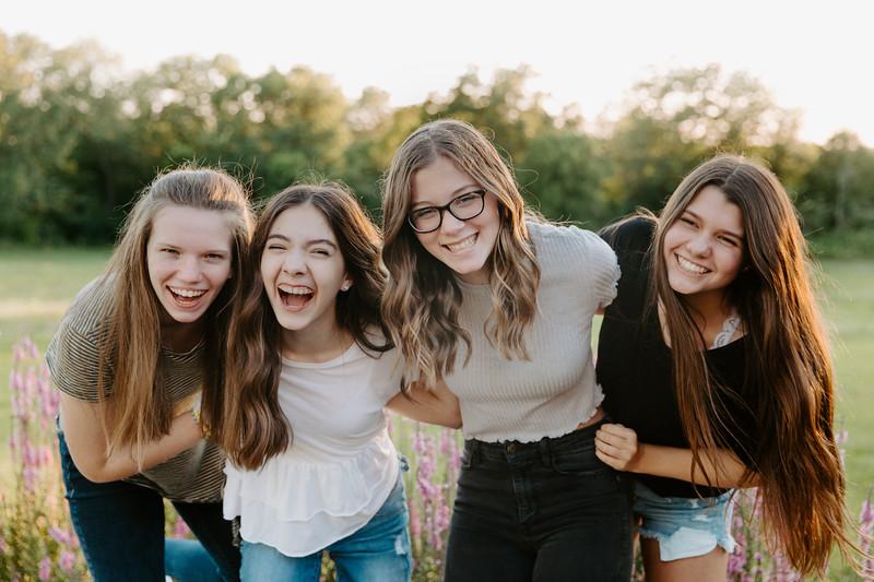 Lauren + Friends 08.2020