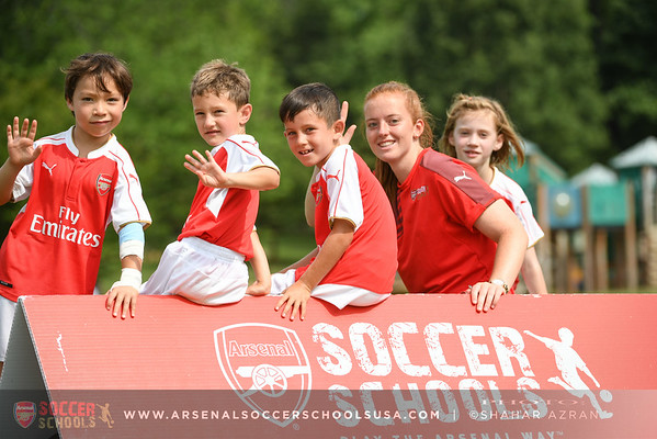 2016 - MD Arsenal Soccer Schools USA