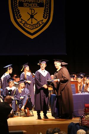 Drew Miles TPS Graduation 2015