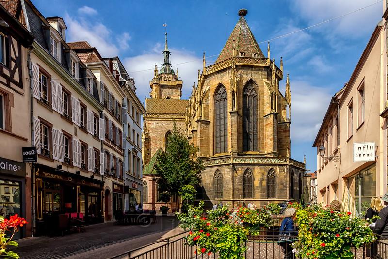 Collégiale Saint-Martin de Colmar