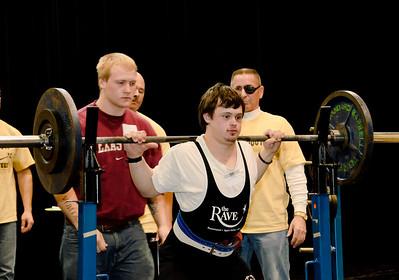 Sam's Powerlifting State Meet 2011