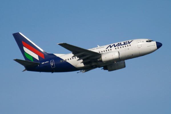 HA-LOJ - Boeing 737-8Q8